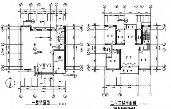 方案设计施工图设计 - 3