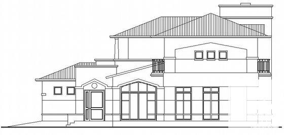 小型别墅建筑图纸 - 1