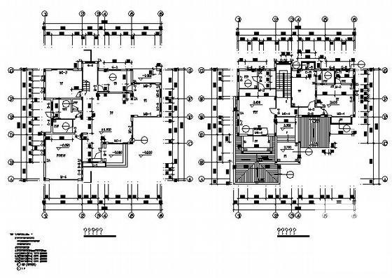 小型别墅建筑图纸 - 3