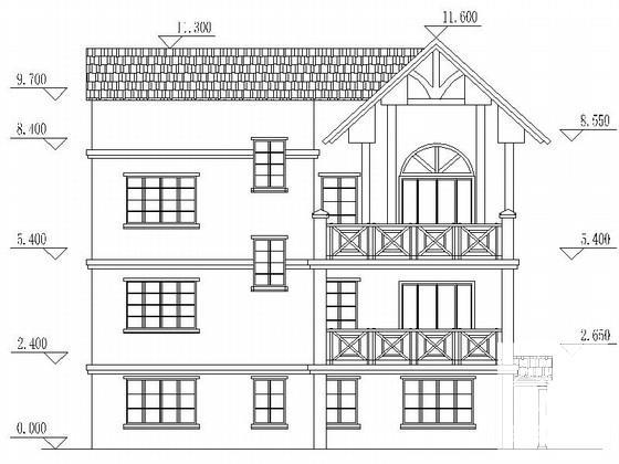 农村住宅建筑设计图 - 2