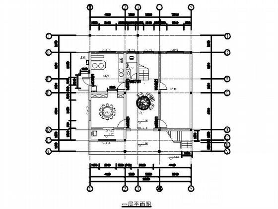 农村住宅建筑设计图 - 3