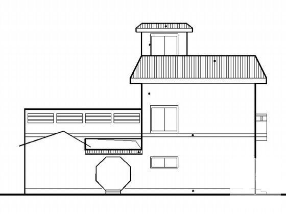 新农村别墅结构 - 1