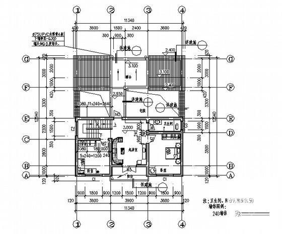 新农村别墅结构 - 3