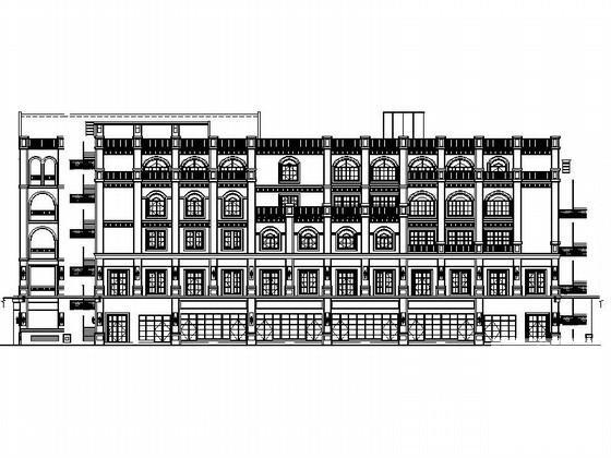 欧式风格建筑 - 1