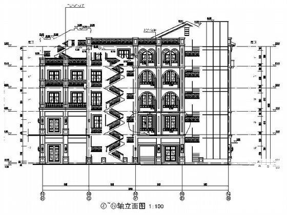 欧式风格建筑 - 4