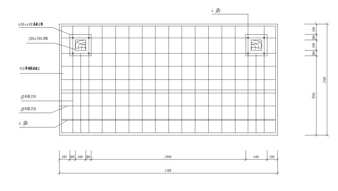 基础配筋平面图.png