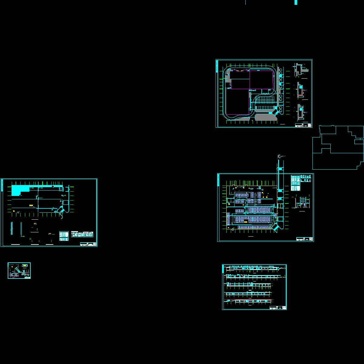 地下室建筑.dwg