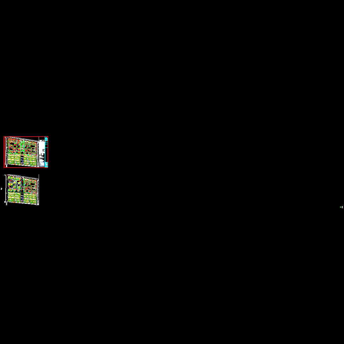 附图5:施工电梯架体.dwg