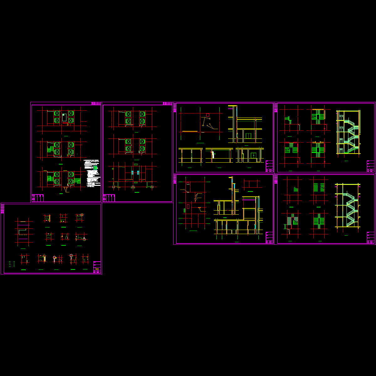 楼电梯卫生间详图1:50.dwg