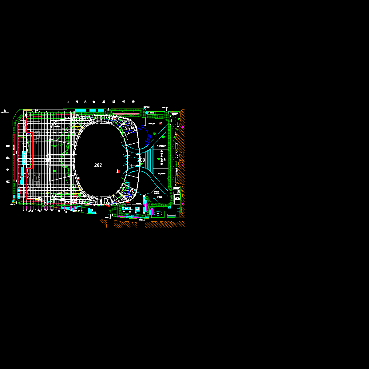 201施工平面图2.dwg