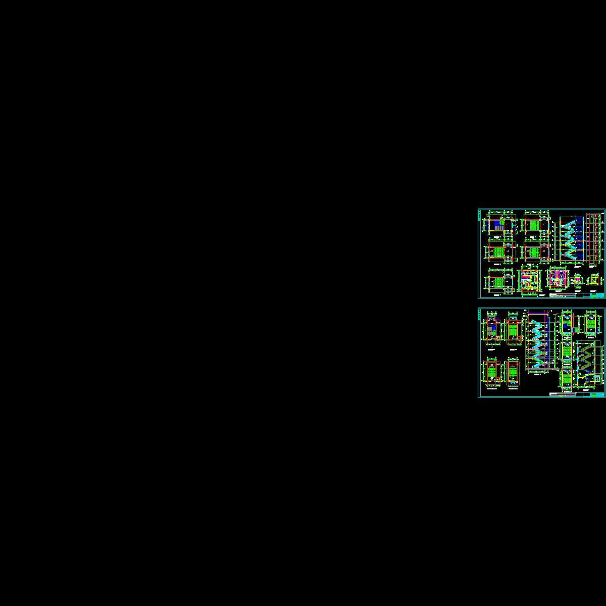 js-012~013楼梯、电梯、卫生间放大图_t3.dwg