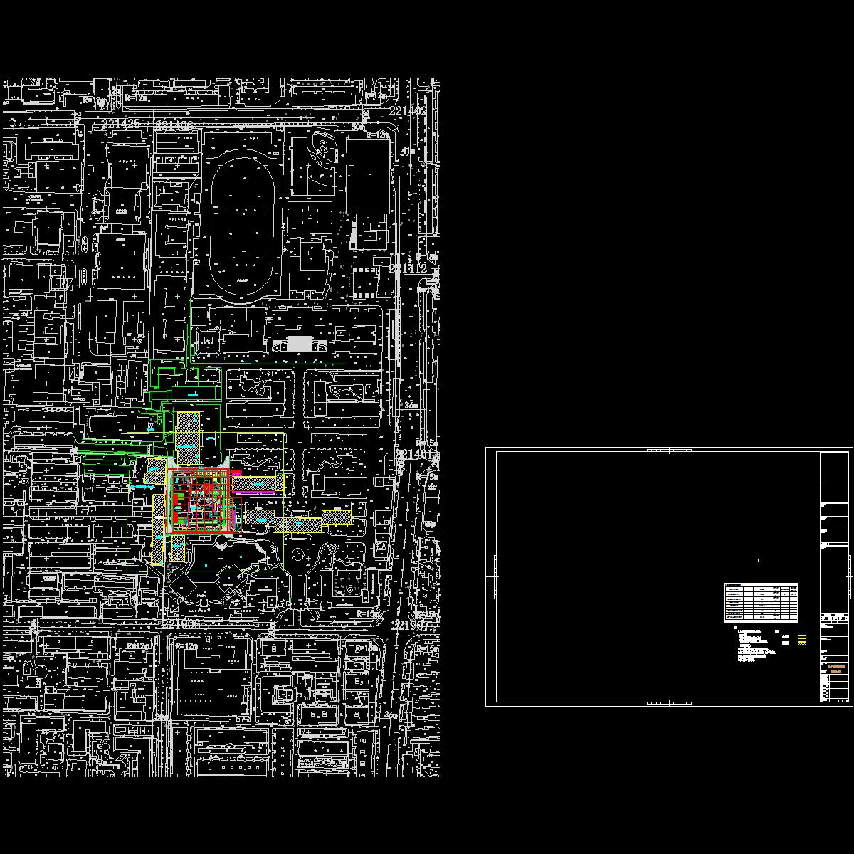 总平面定位图.dwg