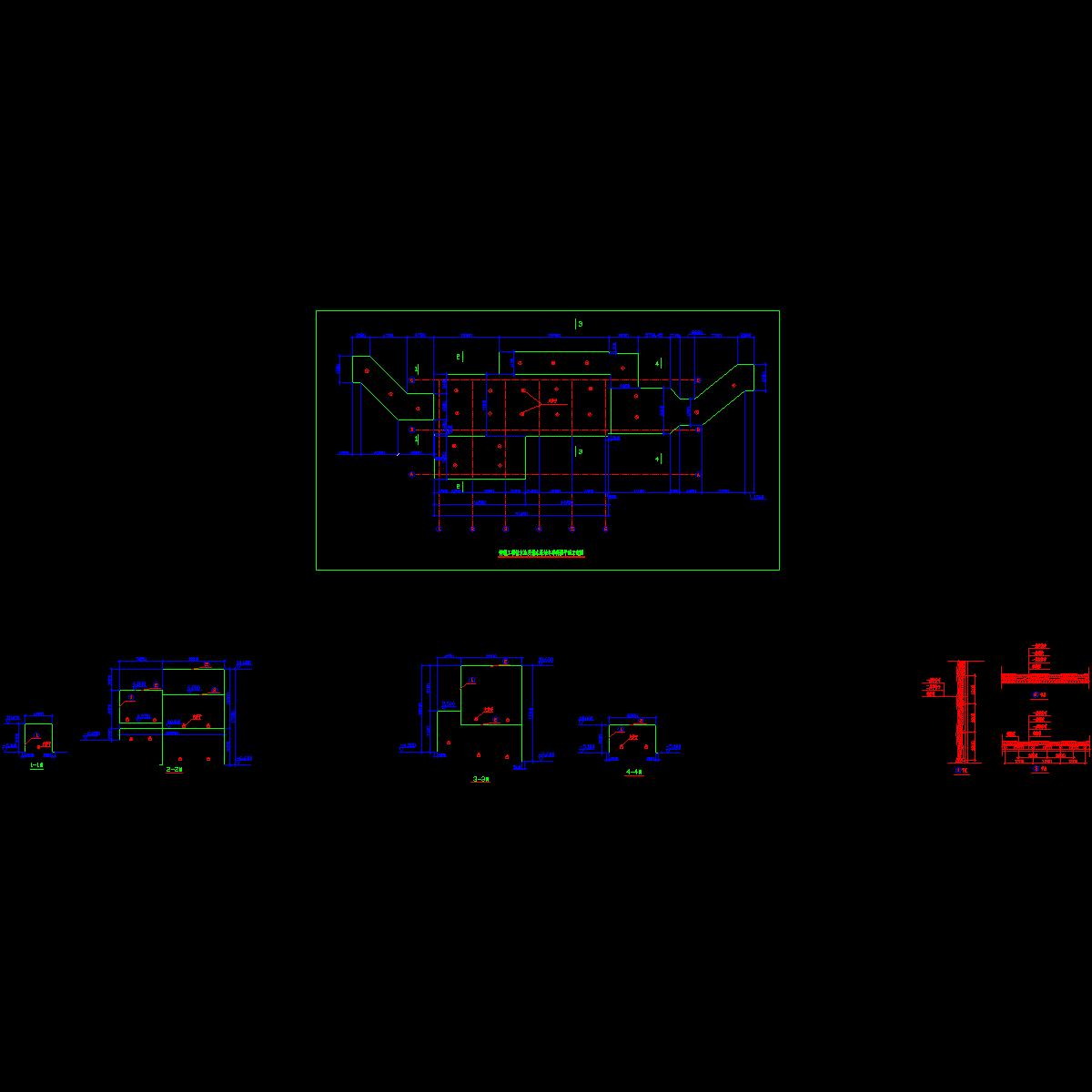 铸锻工程储水池及排水泵站冬季保温图.dwg
