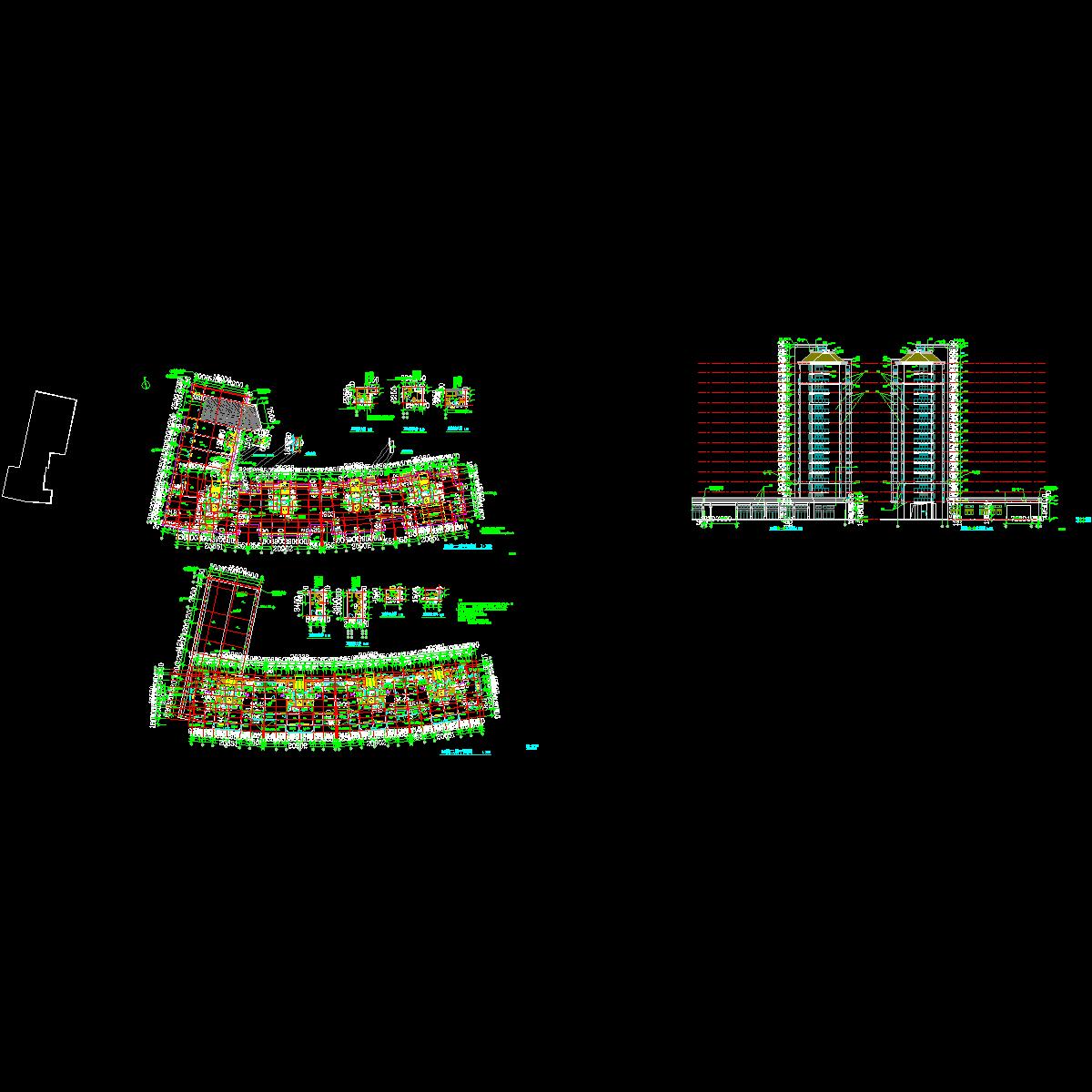 9#楼一层平面-t3.dwg