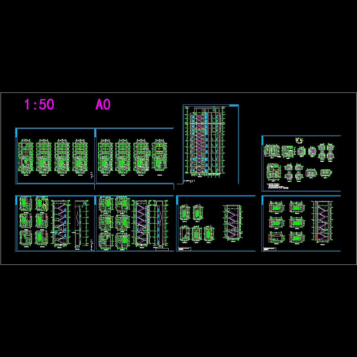 3-楼梯卫生间详图0321.dwg