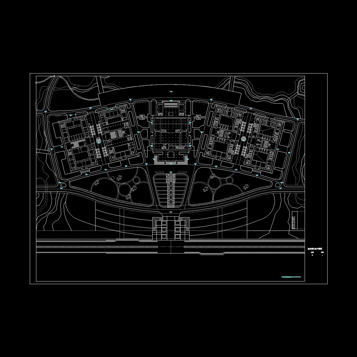 a-03总体竖向设计图.dwg