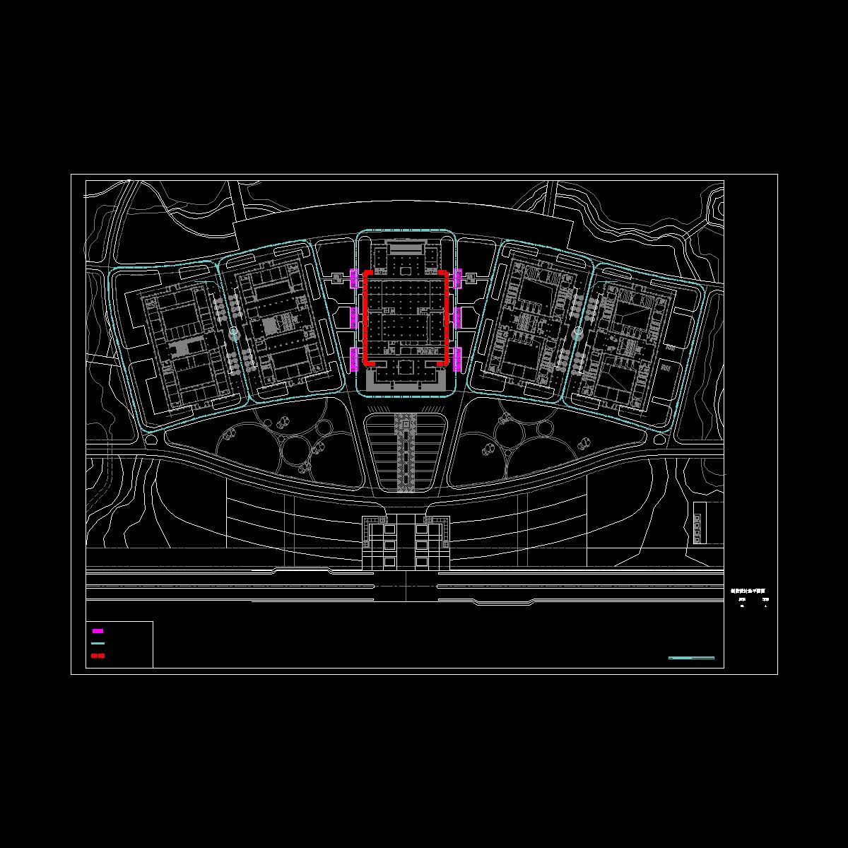 a-04消防设计总平面图.dwg