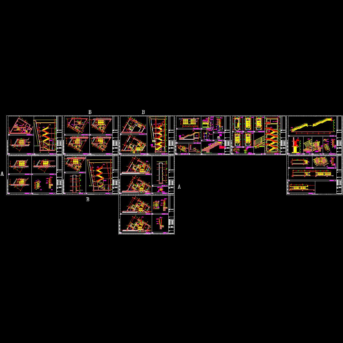 clxy05楼梯详图_t3.dwg